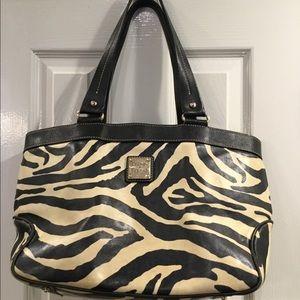 Rooney & Bourke Zebra Bag